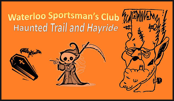 Waterloo Sportsman's Club | Haunted Trail